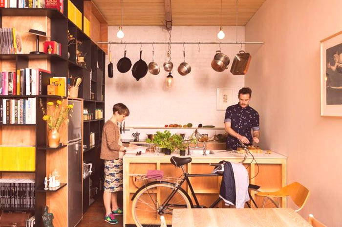 Design Interiéru Malé Kuchyně Foto Projekty Materiály
