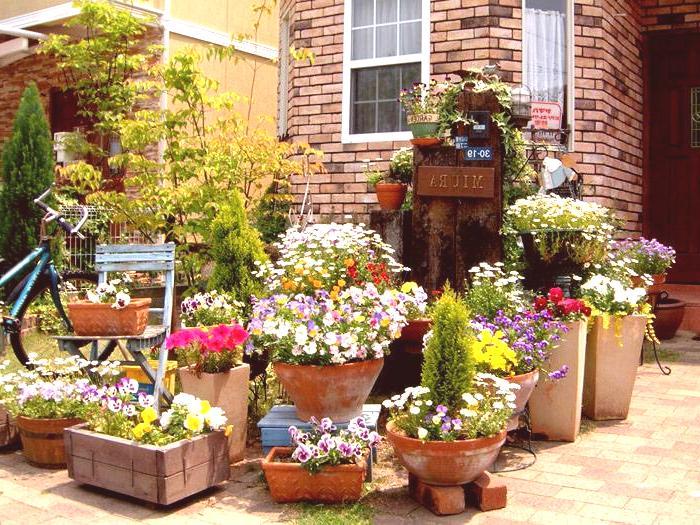 Betonowe Donice Na Kwiaty Na Zewnątrz Tajemnice Tworzenia
